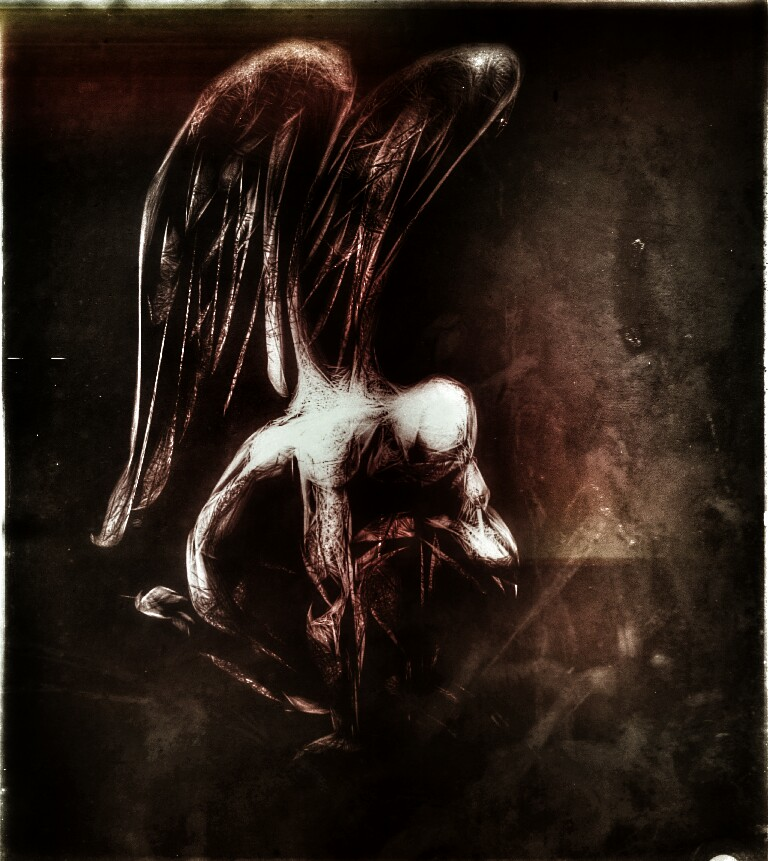 digital-android-finger-art-angel-cry