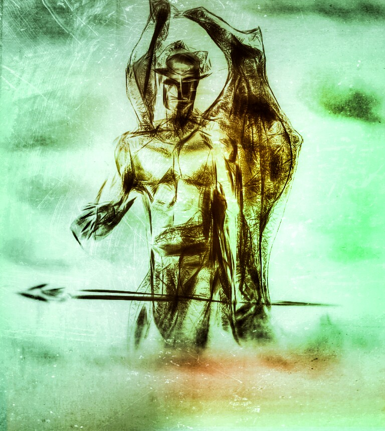 digital-android-finger-art-angel-soldier